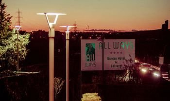 All Ways Garden Hotel & Leisure - фото 16