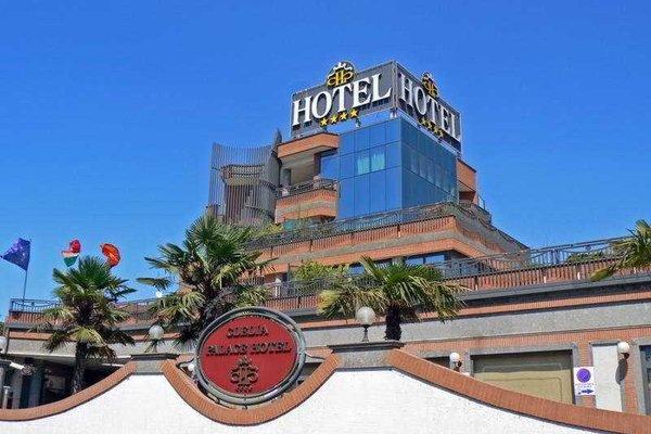 Clelia Palace Hotel Rome - фото 22
