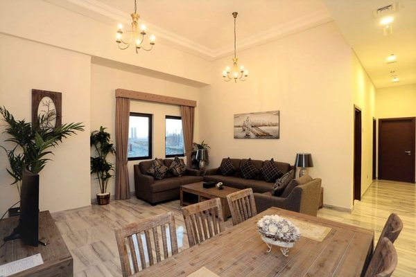 Ramee Guestline 2 Hotel Apartments - фото 20