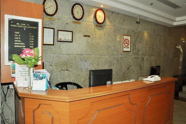 Ramee Guestline 2 Hotel Apartments - фото 7