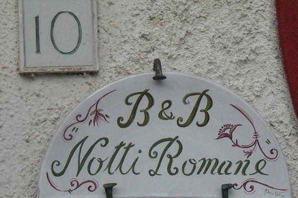 B&B Notti Romane - фото 13