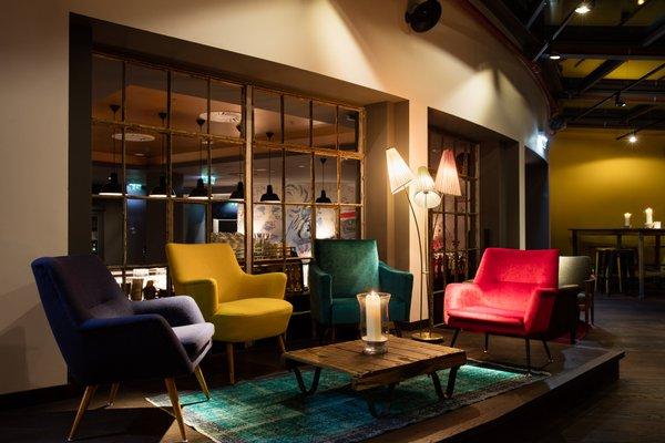 Ruby Marie Hotel Vienna - фото 9