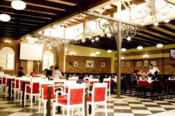 Hotel Villa Tafaj - фото 12