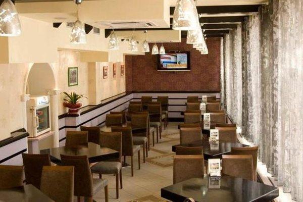 Hotel Villa Tafaj - фото 6