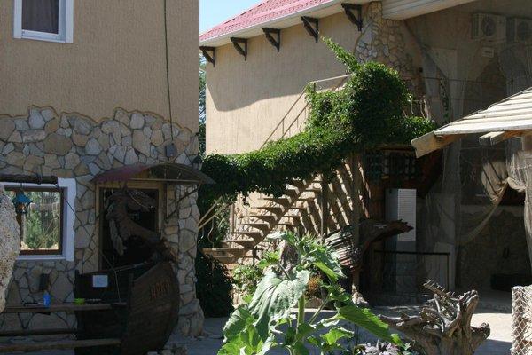 Отель Форт Апатур - фото 21