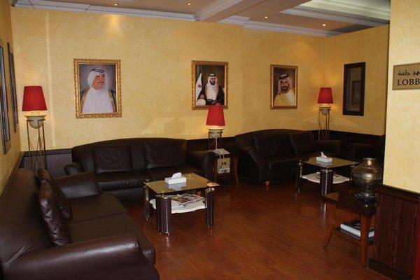 Sadaf Hotel - фото 11