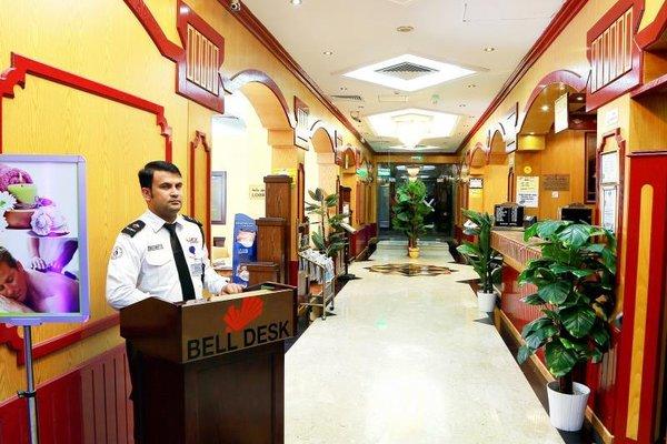 Sadaf Hotel - фото 17