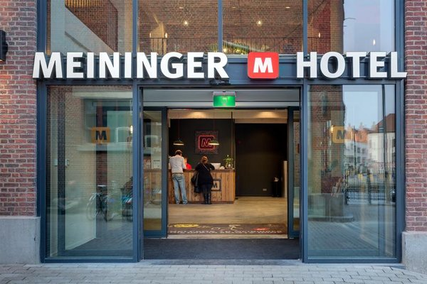 MEININGER Hotel Brussels City Center - фото 19