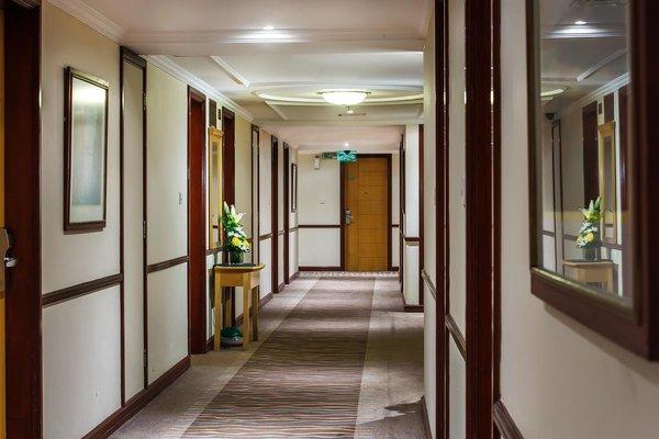 Summit Hotel (Formerly Hallmark Hotel) - фото 13