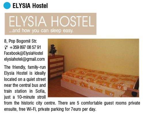 Elysia Homestay - фото 20