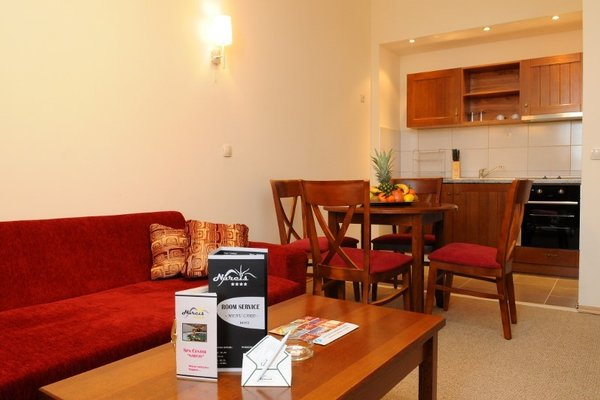 Spa Hotel Narcis - Apartments - фото 8