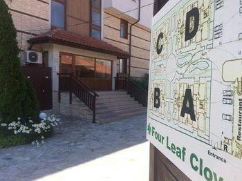 Four Leaf Clover Apartments - фото 16