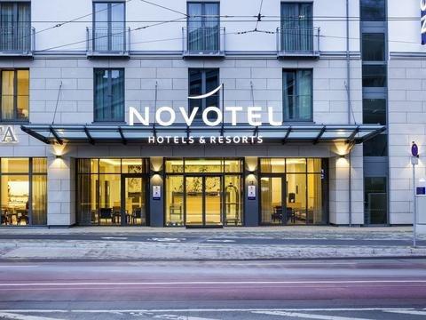 Novotel Nuernberg Centre Ville - фото 20
