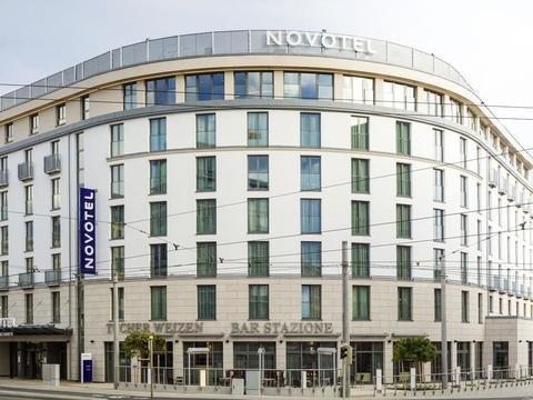 Novotel Nuernberg Centre Ville - фото 22