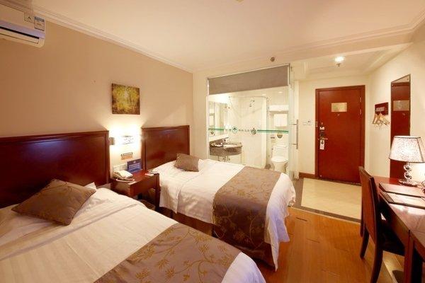 GreenTree Inn BeiJing XueQing Road Business Hotel - фото 10