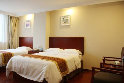 GreenTree Inn BeiJing XueQing Road Business Hotel - фото 12