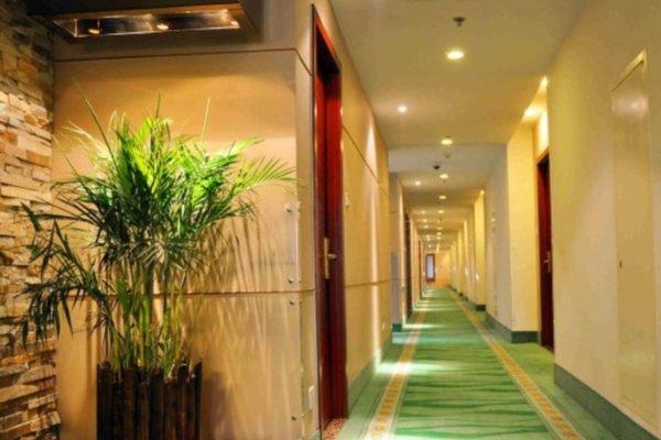 GreenTree Inn BeiJing XueQing Road Business Hotel - фото 18