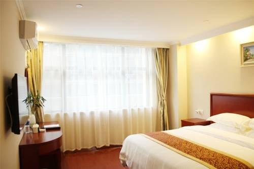 GreenTree Inn BeiJing XueQing Road Business Hotel - фото 2
