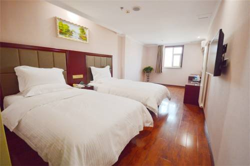 GreenTree Inn BeiJing XueQing Road Business Hotel - фото 6