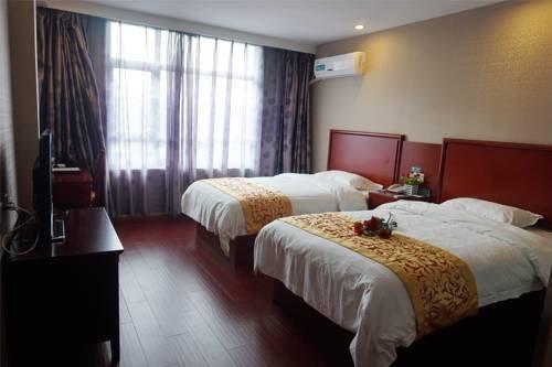 GreenTree Inn BeiJing XueQing Road Business Hotel - фото 7