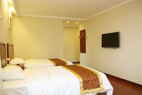 GreenTree Inn BeiJing XueQing Road Business Hotel - фото 9