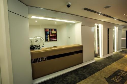 Guangzhou Planet Hotel - фото 17