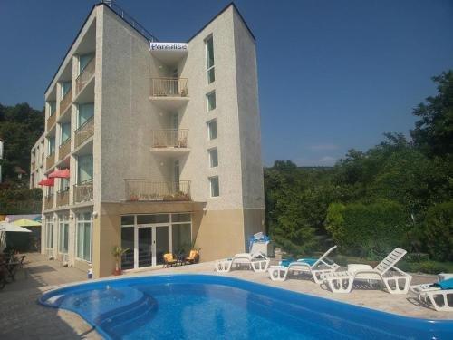 Hotel Paradise - фото 6