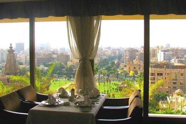 Baron Hotel Heliopolis - фото 19