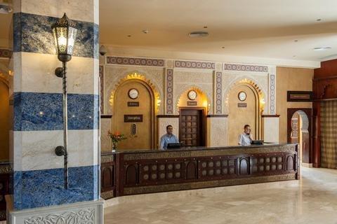 Sentido Mamlouk Palace Resort - фото 13