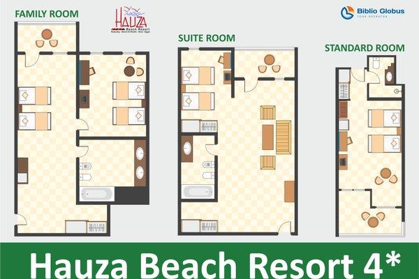 Hauza Beach Resort - фото 9