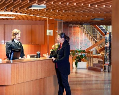 Hotel Rantapuisto - фото 14