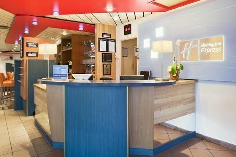 Holiday Inn Express Amiens - фото 15