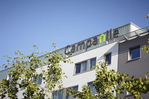 Campanile Amiens Centre-Gare - фото 21