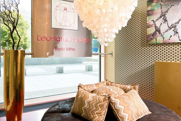 Leonardo Hotel Berlin Mitte - фото 5