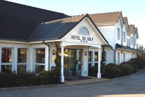 Hotel du Golf d'Arras - фото 14