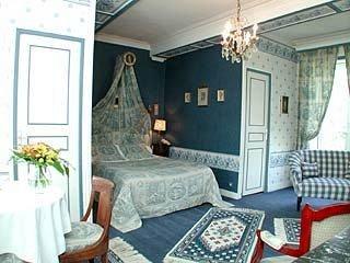 Гостевой дом «Chateau de Goville», Ле-Брёй-ан-Бессен