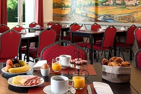 Logis Carline Hotel Restaurant - фото 12