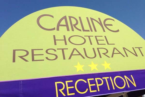 Logis Carline Hotel Restaurant - фото 15
