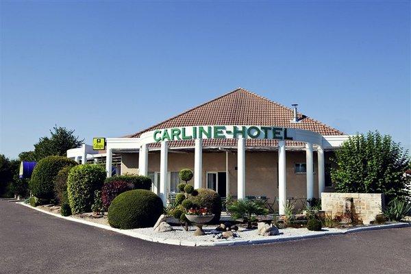 Logis Carline Hotel Restaurant - фото 22