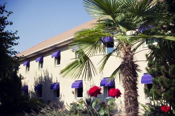 Logis Carline Hotel Restaurant - фото 23
