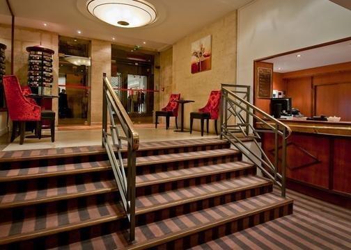 Quality Hotel Bordeaux Centre - фото 15
