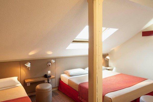 Coeur de City Hotel Bordeaux Clemenceau by Happyculture - фото 6