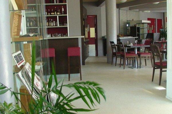 Comfort Hotel Bordeaux Merignac - фото 10