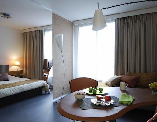 Aparthotel Adagio Bordeaux Gambetta - фото 2