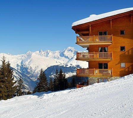 Pierre & Vacances Premium Les Alpages de Chantel - фото 23