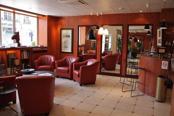 Royal Hotel Caen Centre - фото 12