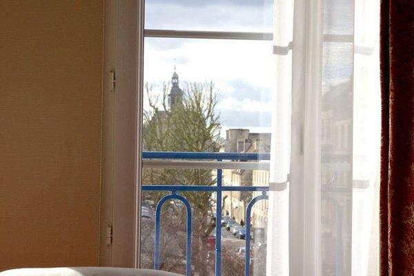 Royal Hotel Caen Centre - фото 19