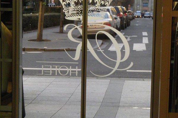 Royal Hotel Caen Centre - фото 20
