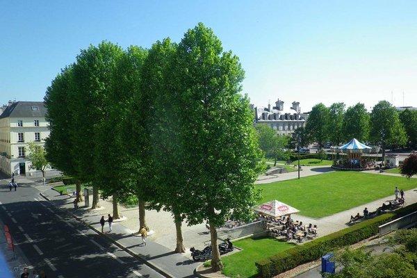 Royal Hotel Caen Centre - фото 22
