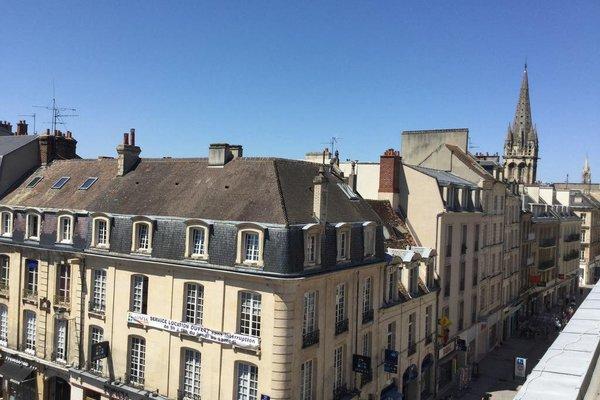 Royal Hotel Caen Centre - фото 23